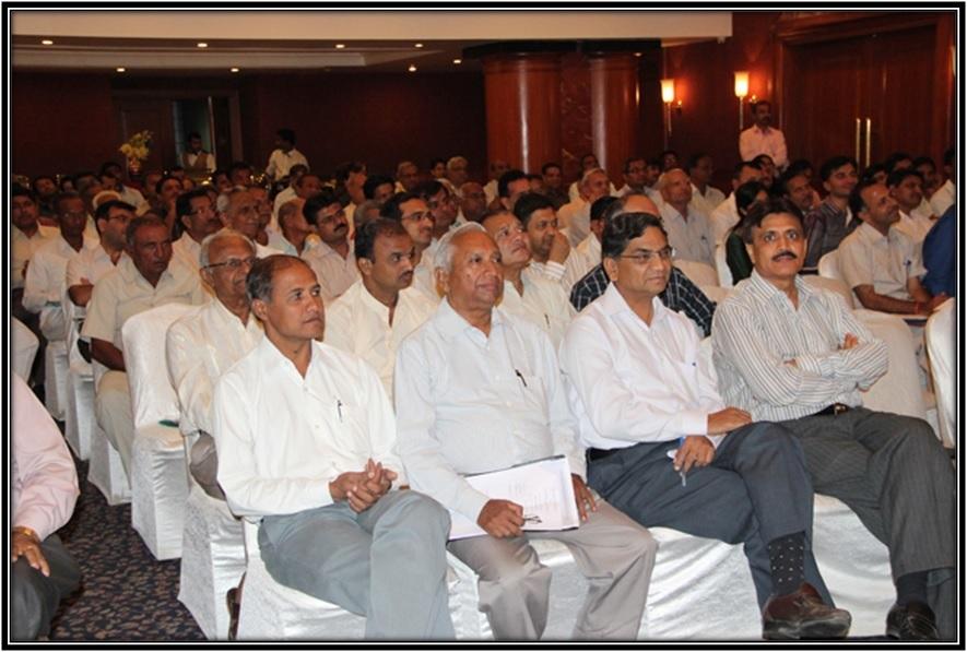 Seminar organized by GUCBF & NAFCUB at Rajkot